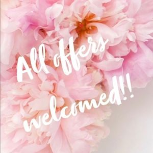 Other - Welcoming ALL OFFERS!